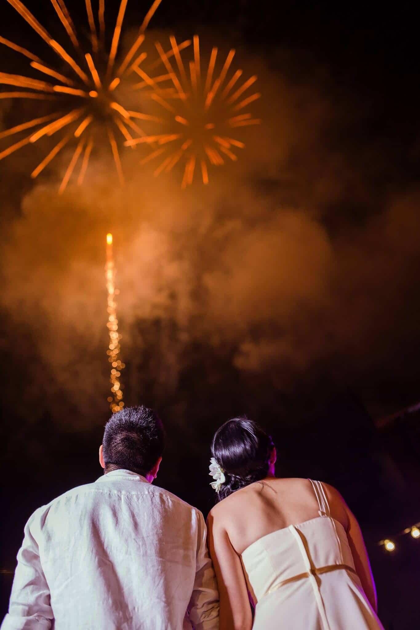 Fireworks Wedding Events