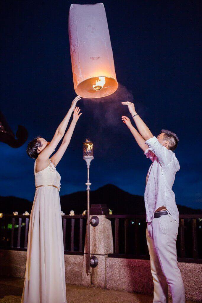 Thai Fire Lantern