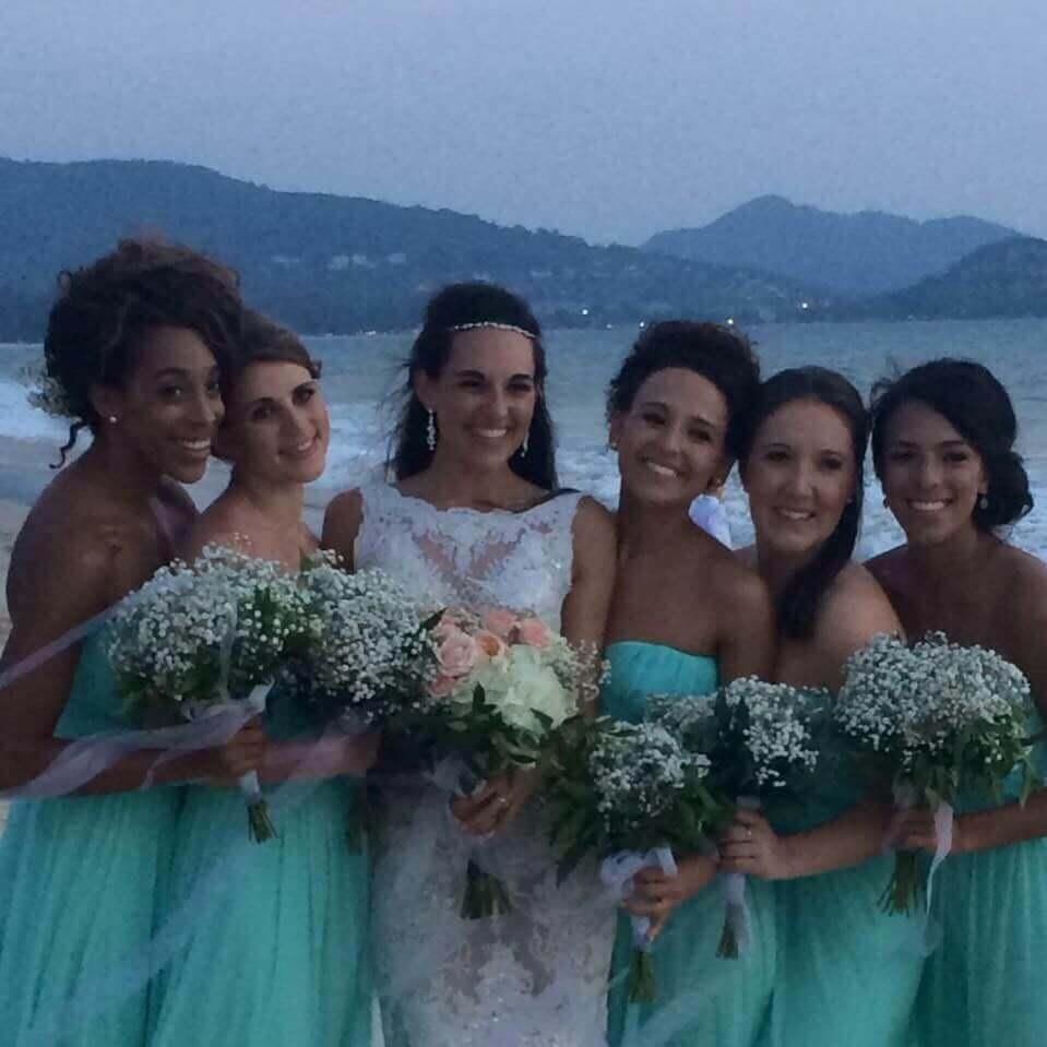 Brides Wedding Planners Phuket Thailand