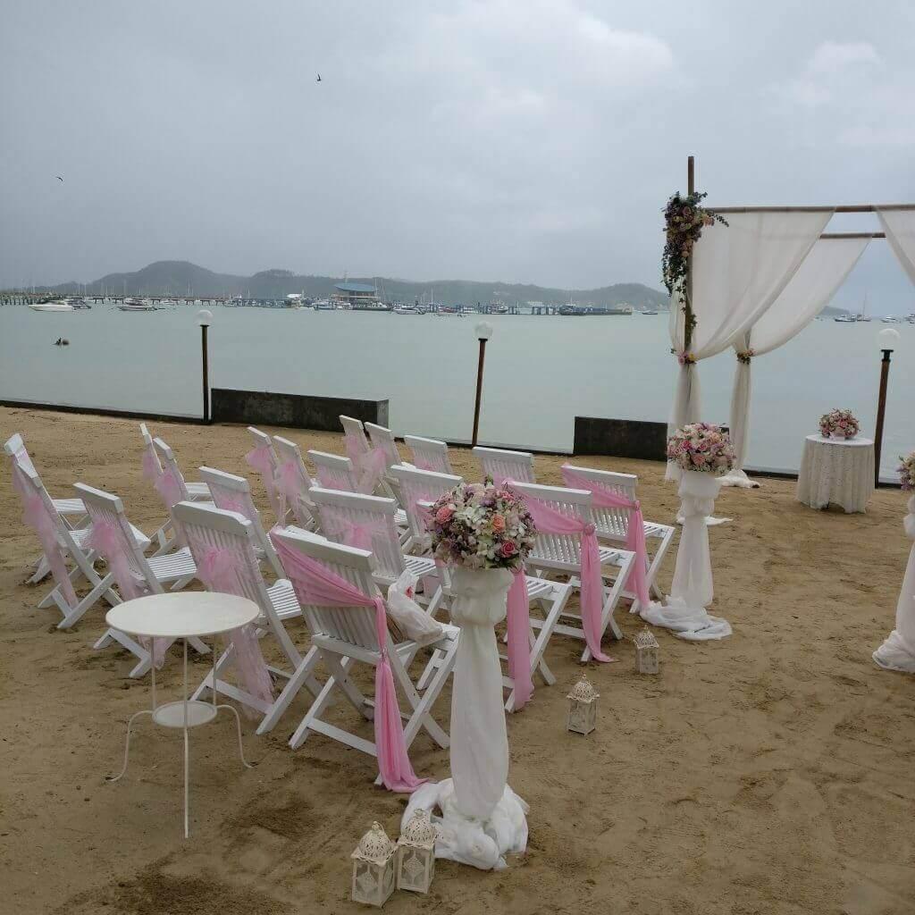 Beach Wedding Phuket Thailand