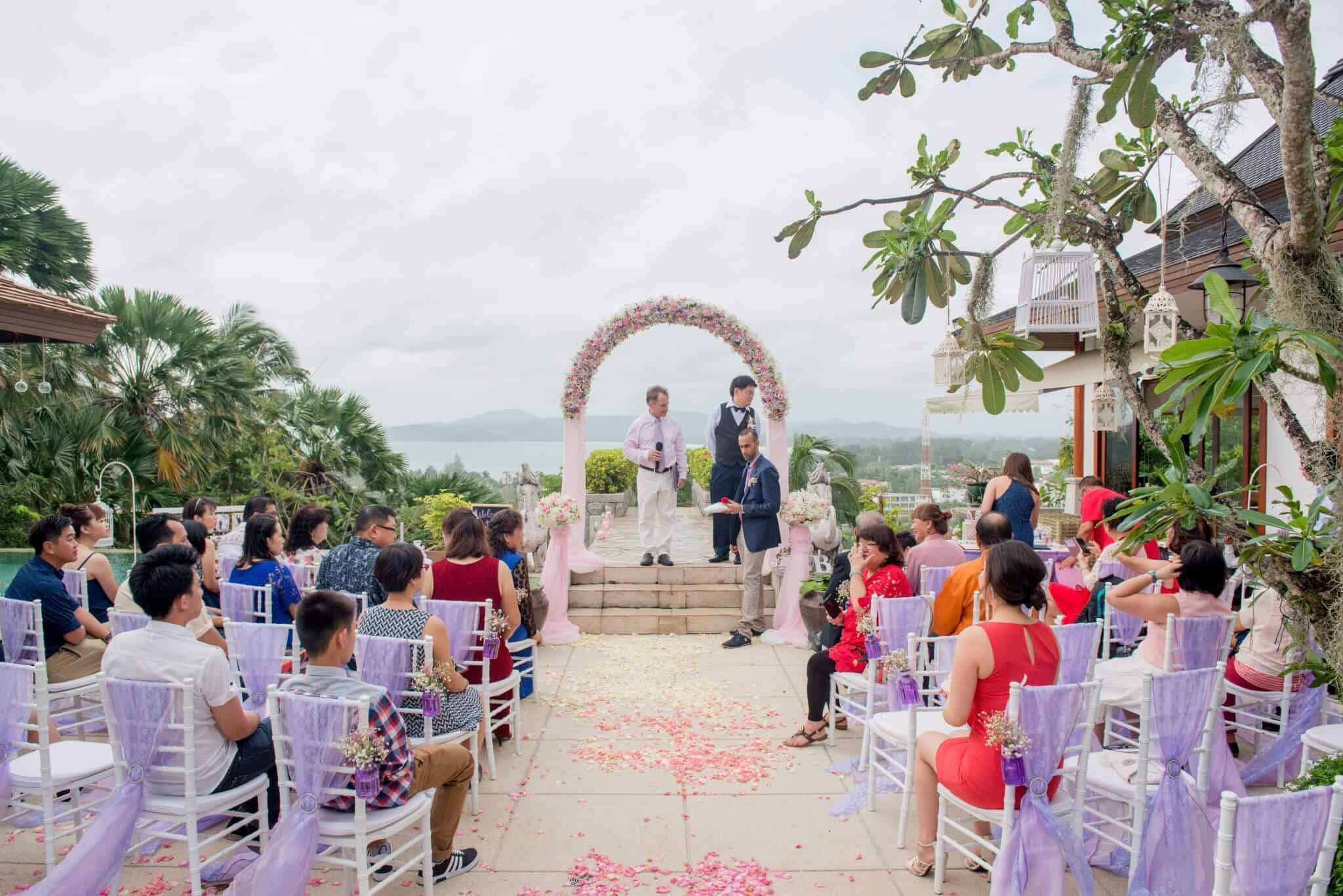 Phuket Luxury Villa Wedding Thailand