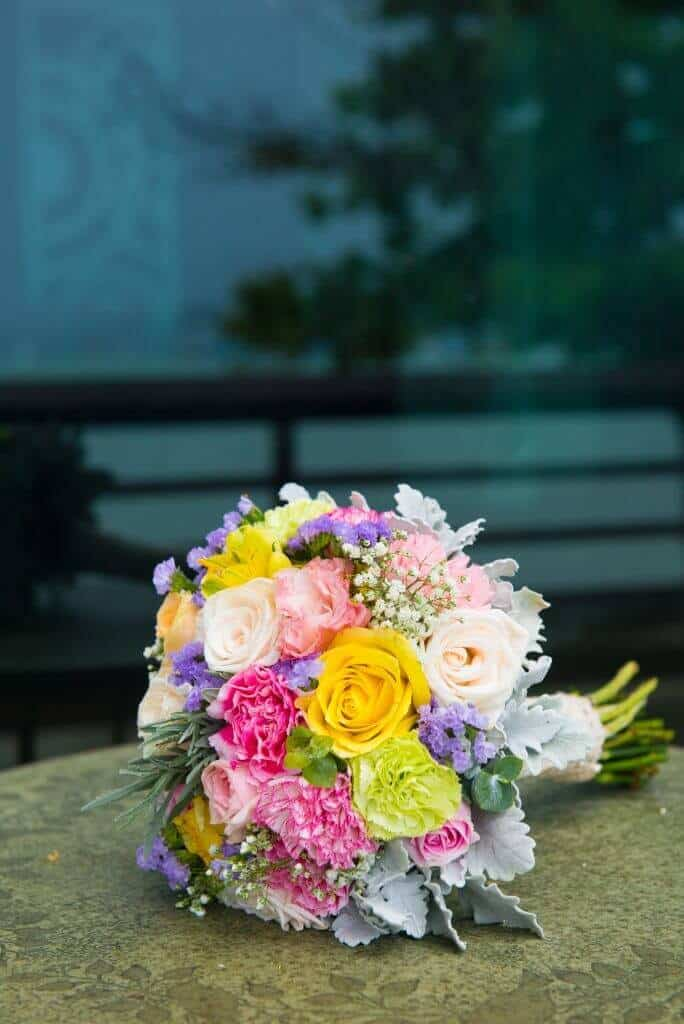Wedding Bouquet Phuket Thailand