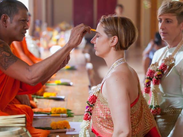 Laura Thai Monks Wedding Blessing (8)