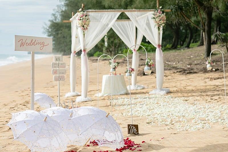 Prinsly & Karen Wedding Mai Khao Beach, 2nd Jun 2018 16 22