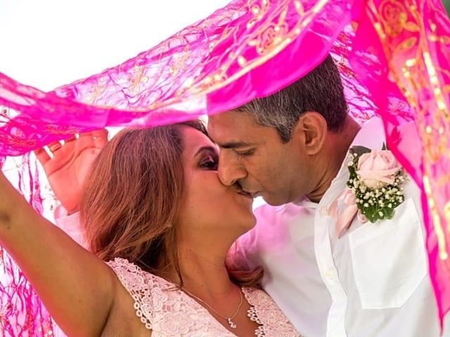 Artishma & Ash Wedding Vow Renewal 18 Apr 18, Hua Beach 0001 317