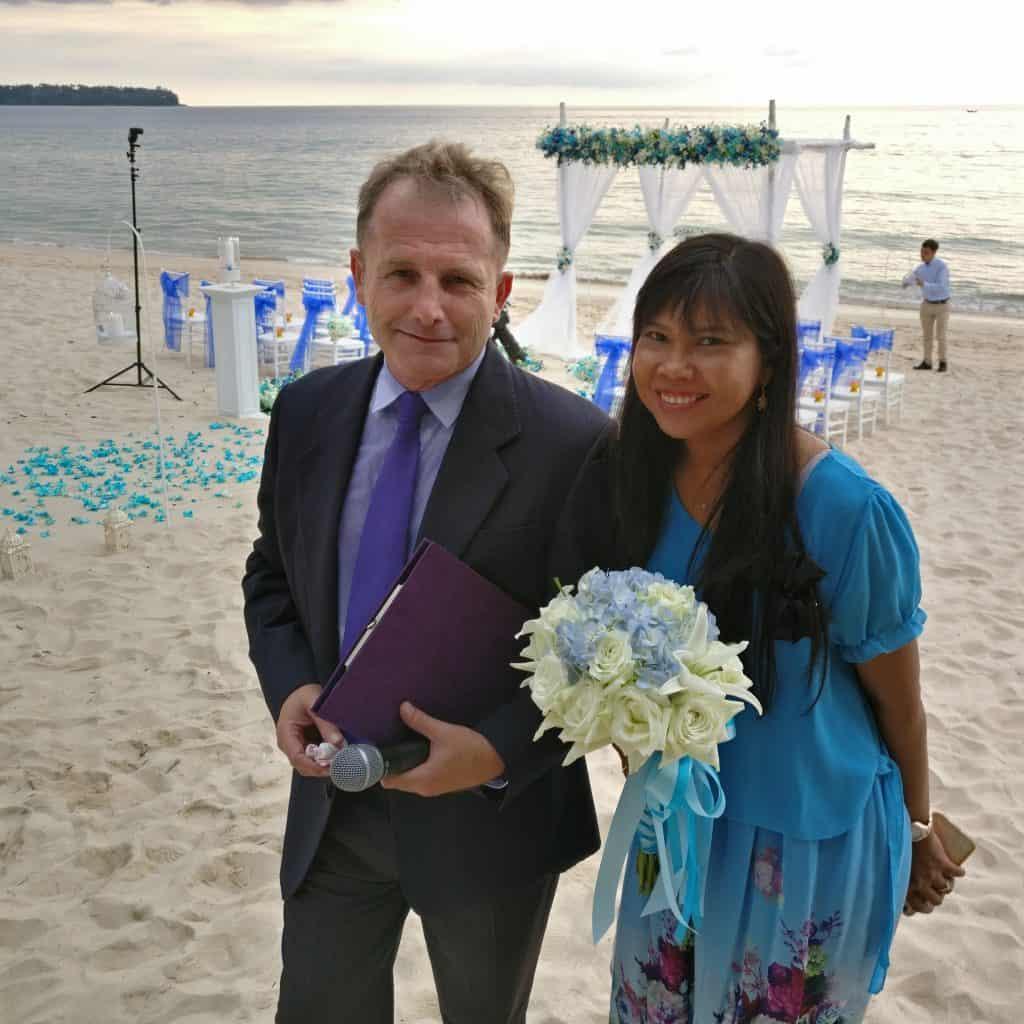 Unique Phuket Wedding Planners