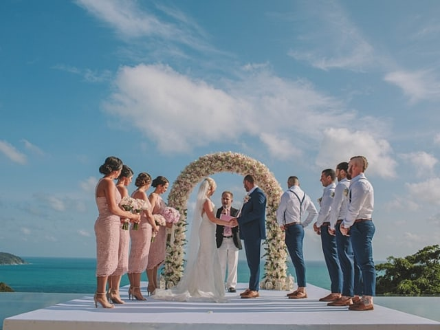 Unique Phuket Wedding Planners Brook & Daniel 29th July 2017 Villa Aye Thebaci1 46