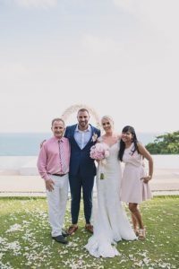 Unique Phuket Wedding Planners Brook & Daniel 29th July 2017 Villa Aye Thebaci1 412