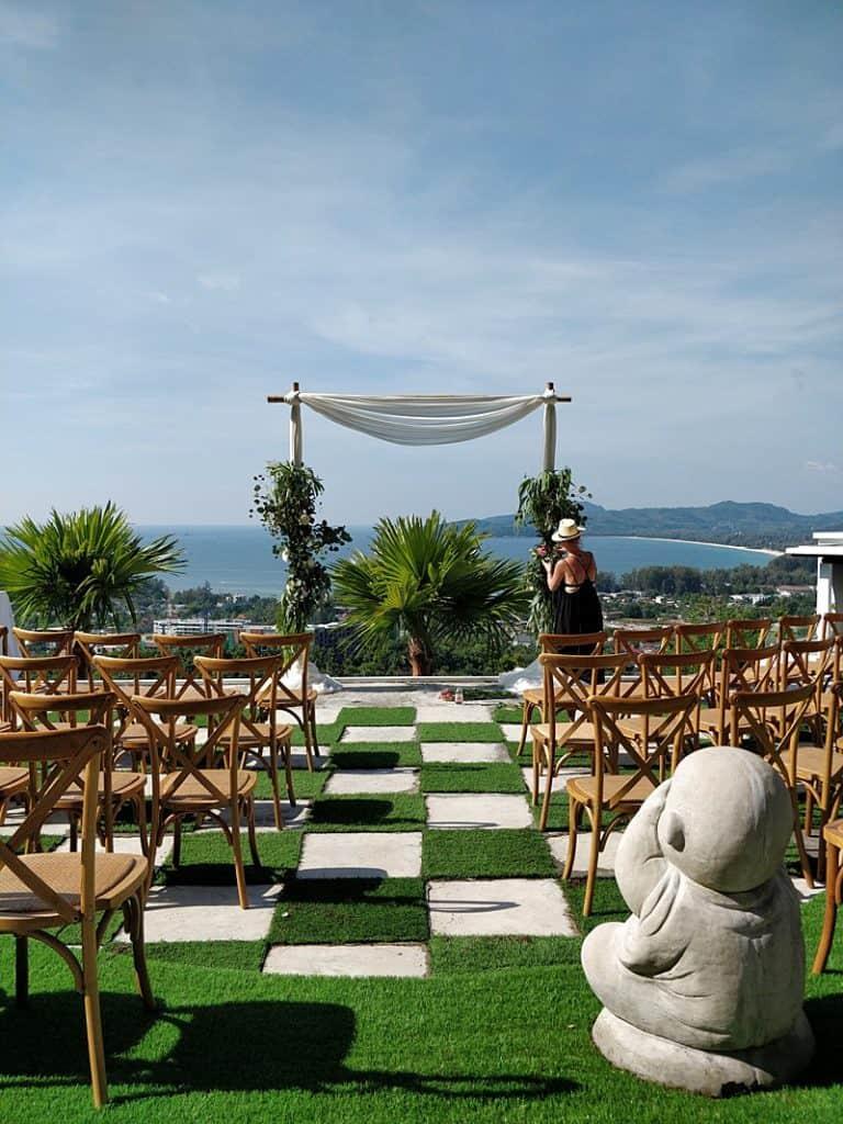 Wedding Flowers Setup Ideas 151