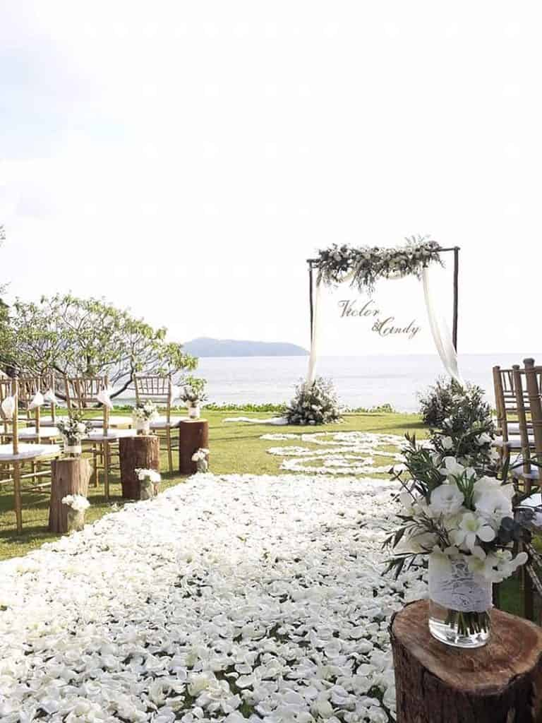 Wedding Flowers Setup Ideas 16