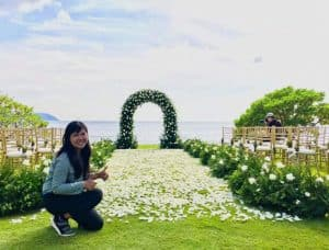 Wedding Flowers Setup Ideas
