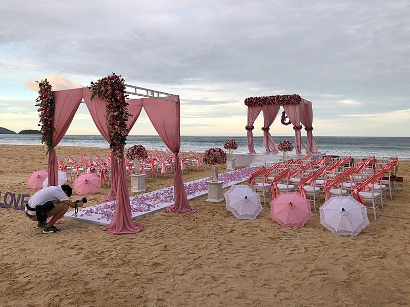 Wedding Flowers Setup Ideas 66