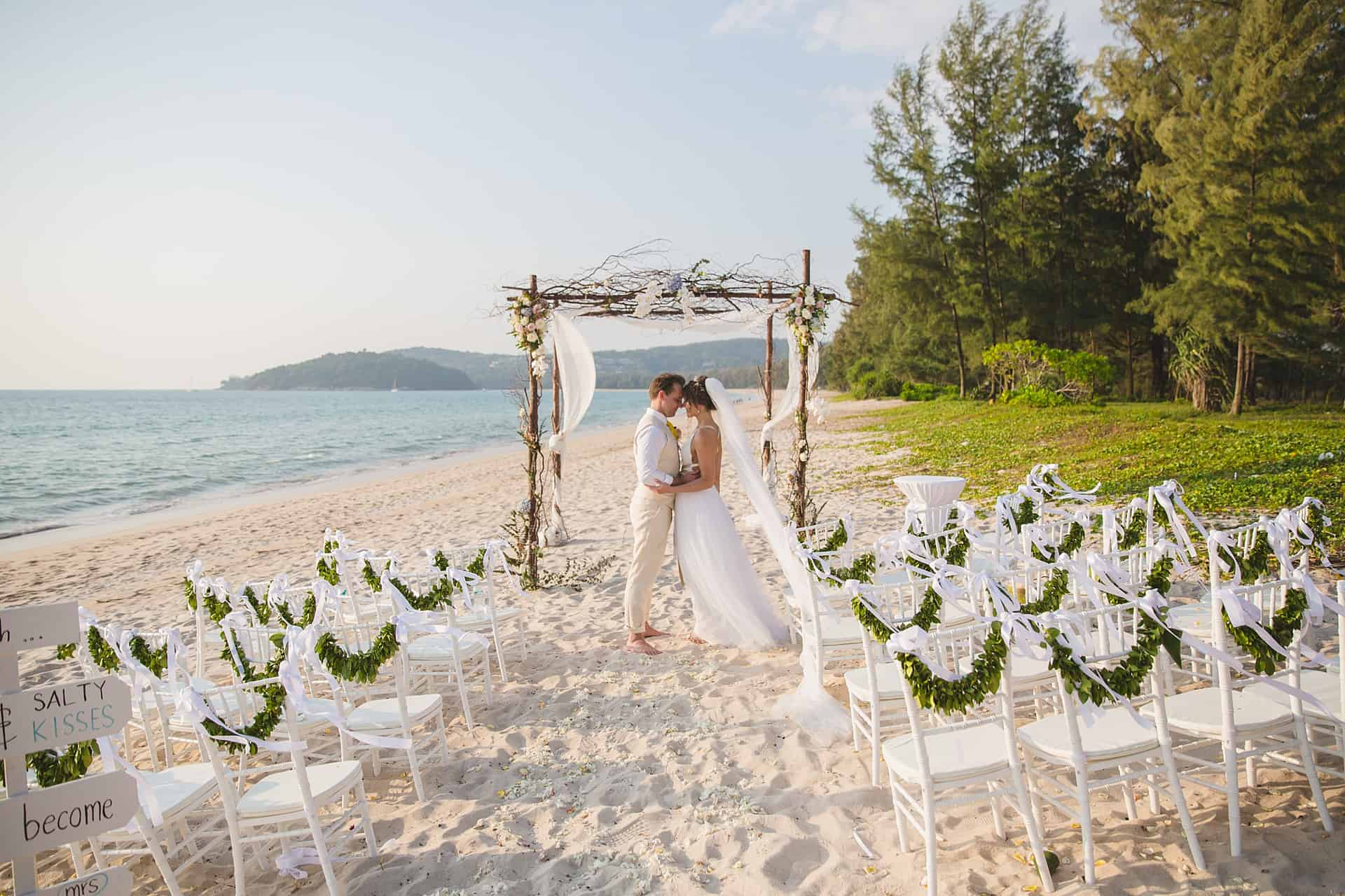 Beach Wedding Unique Phuket 29