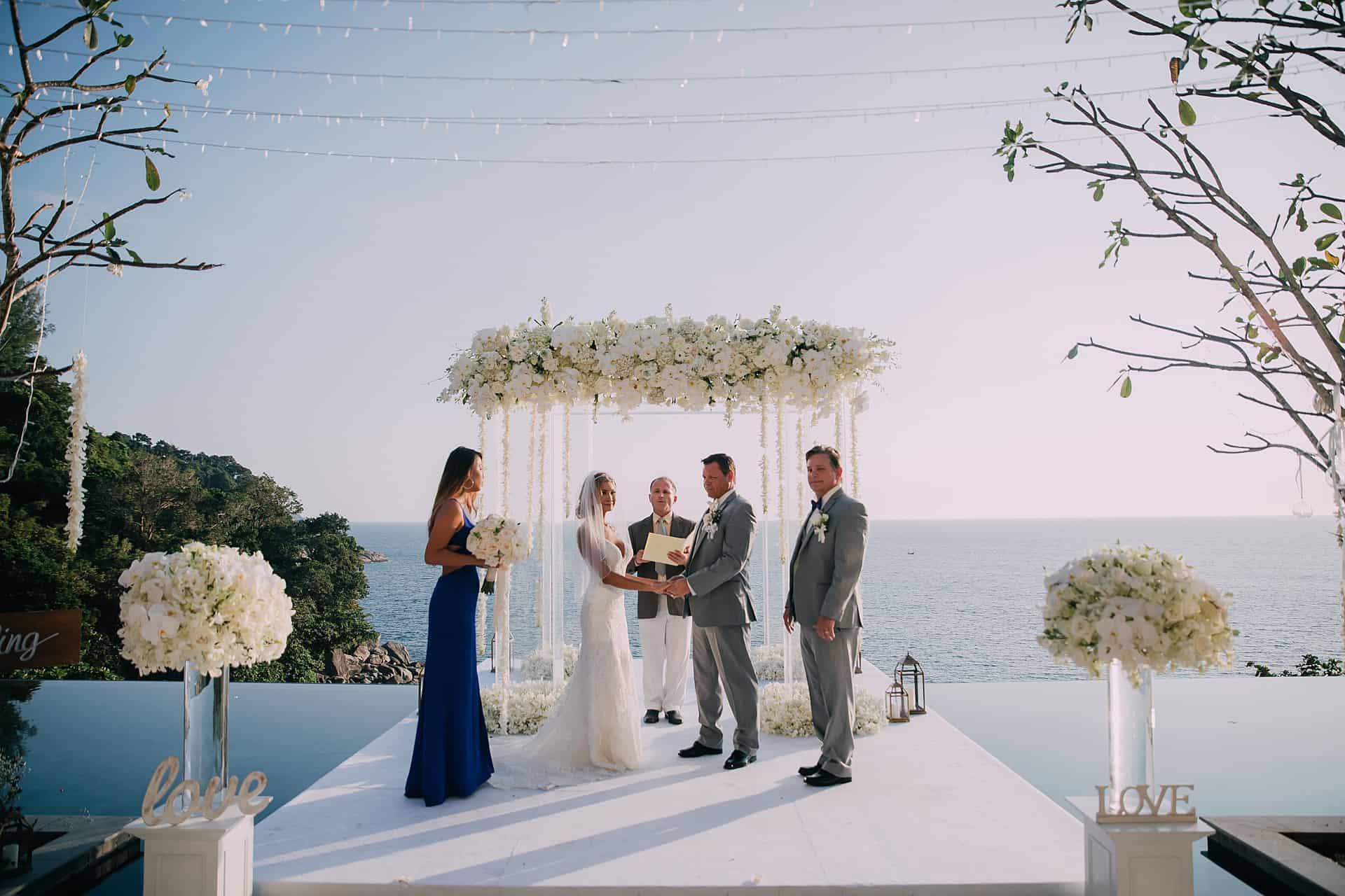 Villa Wedding Unique Phuket 16