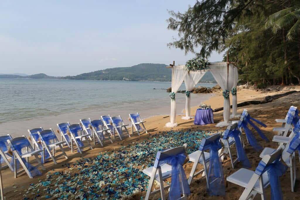 Vow Renewal Unique Phuket 16