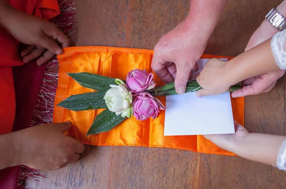 Thai Wedding Ceremony In Phuket Thailand