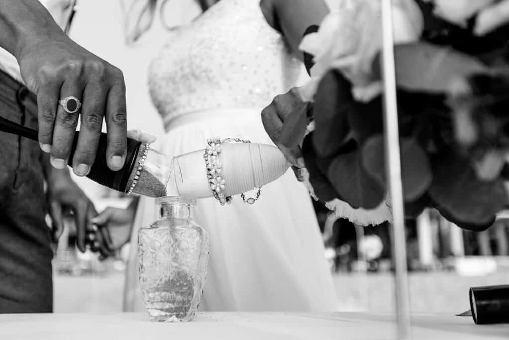 Gina & Hasse Beach Wedding 20th Jan 2020 Aleenta Resort Phang Nga 118