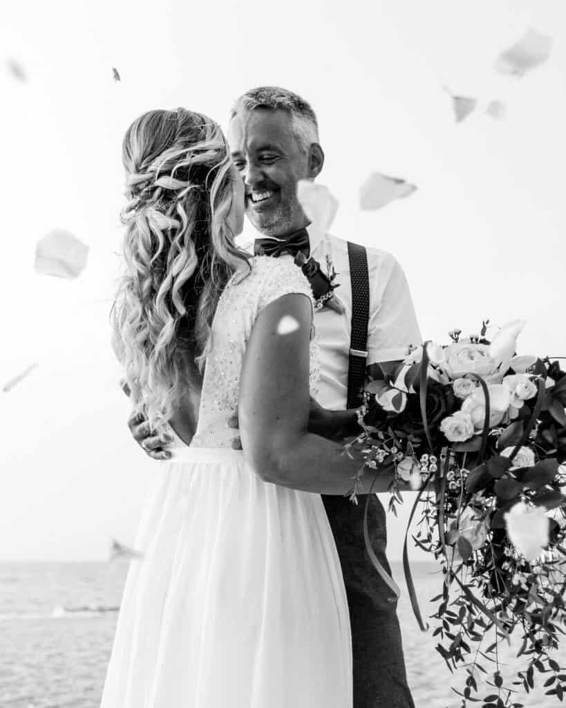 Gina & Hasse Beach Wedding 20th Jan 2020 Aleenta Resort Phang Nga 158