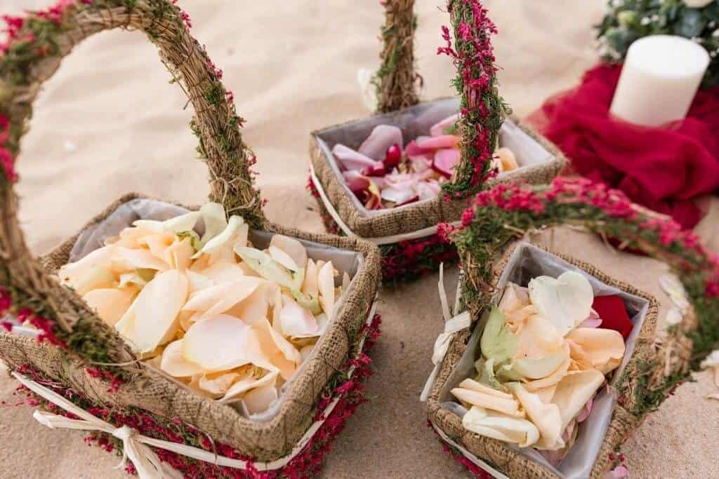 Gina & Hasse Beach Wedding 20th Jan 2020 Aleenta Resort Phang Nga 18